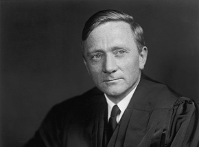 Justice William O'Douglas.